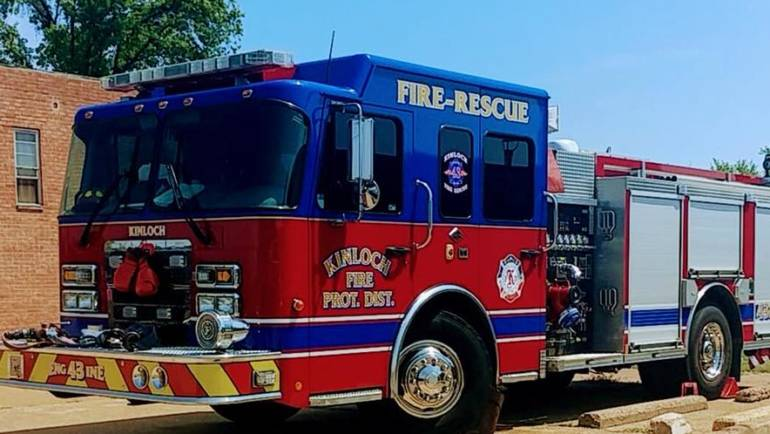 Kinloch Fire Protection District Looking for EMT's!